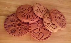 Vyrobte si vlastní razítka na sušenky Food And Drink