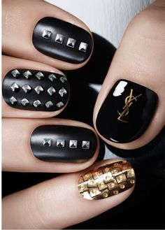 YSL Rebel Metal Fall 2015 Collection