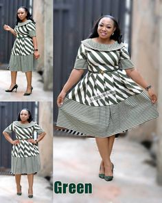 African Attire, African Wear, African Dress, Unique Dresses, Lovely Dresses, Latest African Fashion Dresses, Big Girl Fashion, Maid Dress, Classy Dress