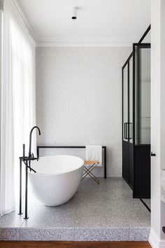Bathroom to die for!