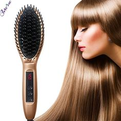 3-in-1 Electric Hair Straightening Brush-Magic Detangling Hair Iron Comb-Straighten Dull Frizz Curly Hair into Smooth Silky Straight Hair with Anion Hair Care- Get Pro Salon Styling Result, http://www.amazon.com/dp/B01ARHEHMC/ref=cm_sw_r_pi_awdm_Ozqmxb04NQ5W0