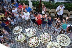 A #Rimini i clienti di #HotelTabor sanno che ogni occasione è giusta per far festa e se non c'è noi la creiamo!