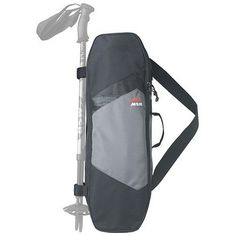 MSR Snowshoe Bag $35 made for small snowshoes separate pouch for tails