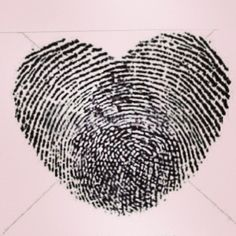This just may be my next tattoo. Use my kids thumbprints... Love the idea. Thumbprint love .....