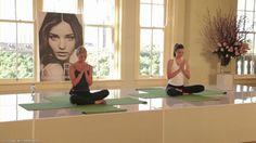 Yoga   Miranda Kerr x