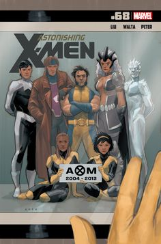 Astonishing X-Men #68 by Phil Noto