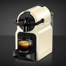 Machine à café Nespresso InissiaPossibilité de fournir les capsules sur demande (0,50€/la capsule)