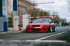 Timeless Beauty // Takashi's Nissan Silvia S13. | StanceNation ...