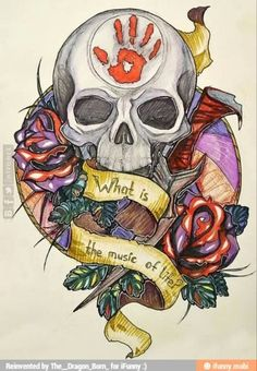 Image in skyrim collection by Whisper on We Heart It Elder Scrolls Skyrim, Elder Scrolls Games, Skyrim Argonian, Skyrim Tattoo, Scroll Tattoos, Tatuagem Diy, Skyrim Funny, Skyrim Game, Gamer Tattoos