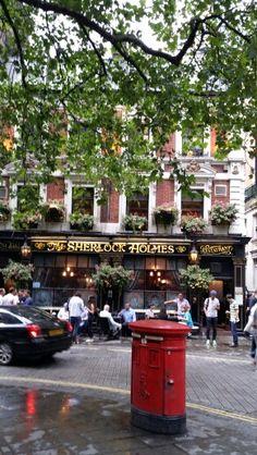 The Sherlock Holmes Pub/Restaurant , London