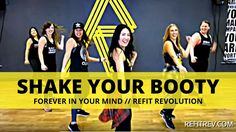 """Shake Your Booty"" 