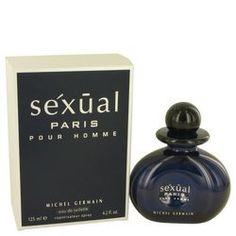 Sexual Paris By Michel Germain Eau De Toilette Spray 4.2 Oz (pack of 1 Ea) X662-FX13953