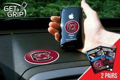 "University of South Carolina 2 Get a Grip small 1.5"""" / large 3"""""