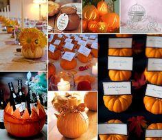 pumpkin wedding pumpkin-obsession