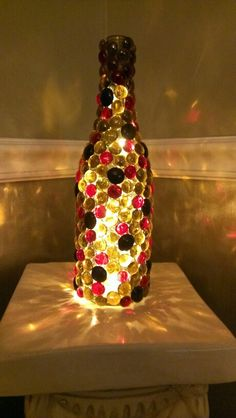 1000 images about uses for empty wine bottles on for Best way to drill glass bottle