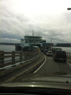 Spent a lot of time on the ferry going between Vashon Island and Tacoma, WA in the early 70s. First swim in the bay (on a dare), first time sailing, first outdoor rock festival, first indoor concert (Jethro Tull, with Yes opening), etc., etc. This photo was taken recently by a friend on her way back to the mainland.