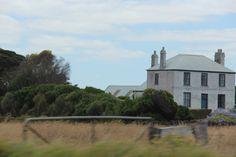 A gorgeous old house along Hamilton-Port Fairy road near Port Fairy