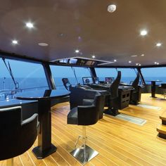 ANDROMEDA is a luxury expedition mega yacht built in refitted in 2017 by Kleven. View similar yachts for Charter around the world. Yacht Design, Boat Design, Luxury Yacht Interior, Luxury Yachts, Boat Interior, Jet Ski, Room Interior Design, Interior And Exterior, Explorer Yacht