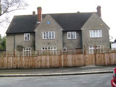 Tolkien's home in North Oxford. Photo by Melanie Jeschke