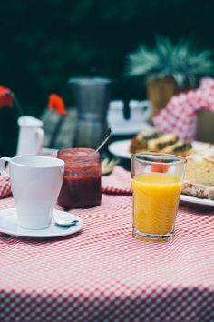 Desayuno en el campo : via La Chimenea de las Hadas