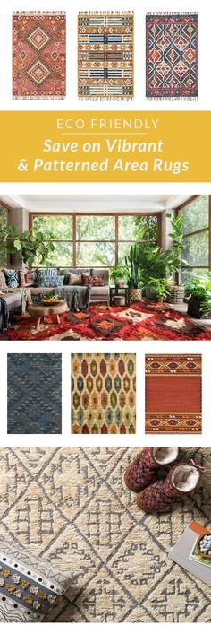 Upper Earth offers eye-catching vibrant patterned rugs that bring style to your living room, bedroom and outdoor spaces. Find geometric pattern rugs, area rugs and more. Free Shipping on all orders. Natural Area Rugs, Jute Rug, Outdoor Spaces, Eco Friendly, Vibrant, Decor Ideas, Community, Earth, Rustic