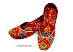 Punjabi Jutti For Women