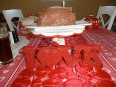 my chocolate/fig cake for our Sunday brunch - feb 12, 2012