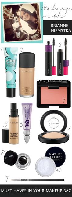 so true; my favs are the urban decay eye primer, make up forever HD powder for setting, the Nars blush and gel eye liner! ALL of these are in my make up bag! Urban Decay Eye Primer, Urban Decay Eyeshadow, Eyeshadow Primer, All Things Beauty, Beauty Make Up, Hair Beauty, Beauty Bar, Beauty Tips, Gel Eyeliner