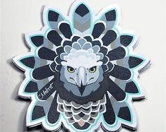 Eagles of the World Poster Print | Etsy Harpy Eagle, Bald Eagle, Haliaeetus Leucocephalus, Susan Bailey, How To Pronounce, Golden Eagle, Friend Birthday, Eagles, Mammals