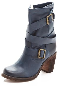 France Booties - Lyst