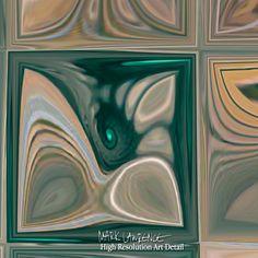 Tile Art #7, 2012   Limited Edition Fine Art