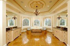 James McDonald Architects, From 5,000 Sq Ft to 7,500, Belview, Master Bathroom