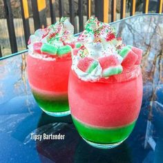 Vodka Watermelon...Tipsy Bartender
