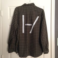 Twenty one pilots handpainted flannel made to by flannelsandstuff