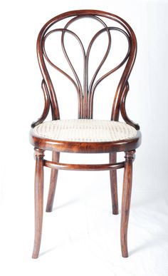 Austria. Thonet Chair No. 25, Vienna, c. 1910