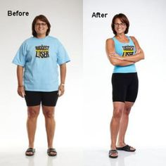 The Biggest Loser Contestant: Marci Crozier - Shape Magazine