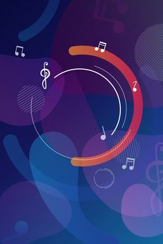 New Years Concert Music Festival Musical Note Background Material New Year Music, New Year Concert, Concert Stage, Poster Background Design, Background Templates, Background Images, Music Backgrounds, Cute Wallpaper Backgrounds, Colorful Backgrounds