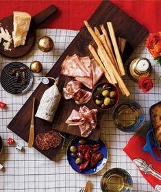Antipasto Platter | Get the recipe for Antipasto Platter.