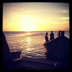 Sunset @Karen Schaffner, my favorite place on curaçao.
