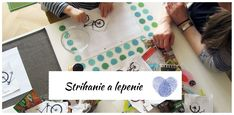 Strihanie a lepenie Arts And Crafts, Art And Craft, Art Crafts, Crafting