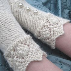 PLEASE NOTE: THIS IS A KNITTING PATTERN (KNITTING INSTRUCTIONS) IN FORM OF A PDF FILE AND IS NON-REFUNDABLE A Downton Abbey inspired pattern! Mary so loves to wear long gloves, with flattering lacy sleeves falling over them in gentle drapes! In these, her favourite ones, the lace theme of the sleeves is already incorporated in the top end of the gloves. But as Mary isn't one to go over the top (she has style!), the main part of the gloves is plain, just featuring the traditional three p...