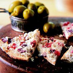 Feta Cheese Appetizers @keyingredient