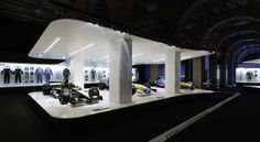 Fernando Alonso Collection: Mediapro exhibitions / Isern Serra / Sylvain Carlet  - #fernadoalonso
