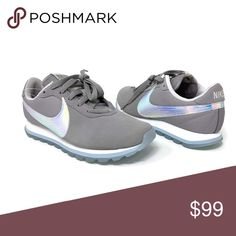b5045a92191b0 Nike Pre-Love O.X Women s Retro Running Shoe 9 Nike AO3166-001 Pre-Love O.X  Color - Atmosphere Grey   Summit White Vast Grey Size 9 Women s New without  box ...