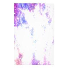 Rainbow Universe Stationery