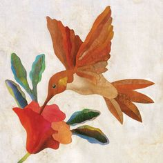 from Appliqué Takes Wing eBook by Jane Townswick