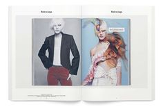 """From Rizzoli's """"M to M of M/M (Paris): Fashion, Music, Art, Graphics, and Visual Styling"""".  Learn more: http://www.rizzoliusa.com/book.php?isbn=9780847839957"""