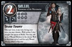 New blog post: Rallul deck build (Mercenaries) ( #Guide, #Tabletopgames). #boardgame #summonerwars Read: http://www.cognitivebias.org/2015/04/28/rallul-deck-build-mercenaries/?utm_medium=Pinterest