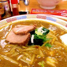 室蘭カレーラーメン北海道第4の味を目指すオススメ5店にご案内