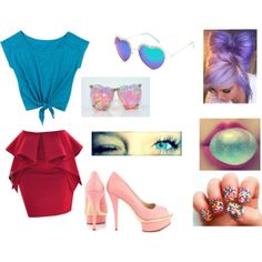 """""""candy"""" by find-your-hope on Polyvore"""